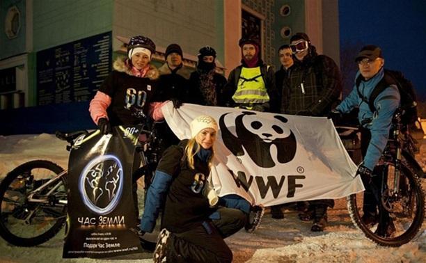 В честь «Часа Земли» в Туле пройдет велопробег