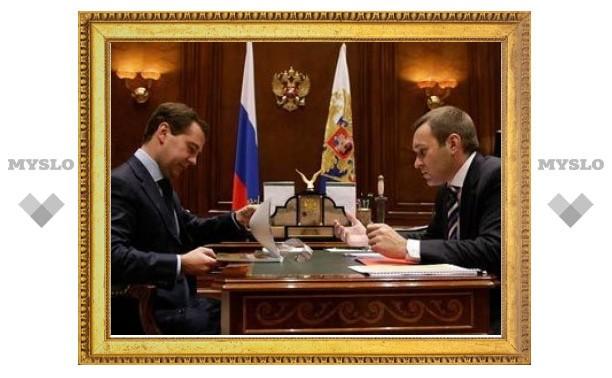 Губернатор Камчатского края ушел в отставку