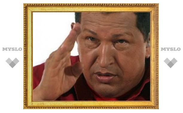 Уго Чавес запретил в Венесуэле диетическую колу