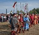 Компания «МСК-НТ» организует раздельный сбор отходов в День воинской славы России на Куликовом поле