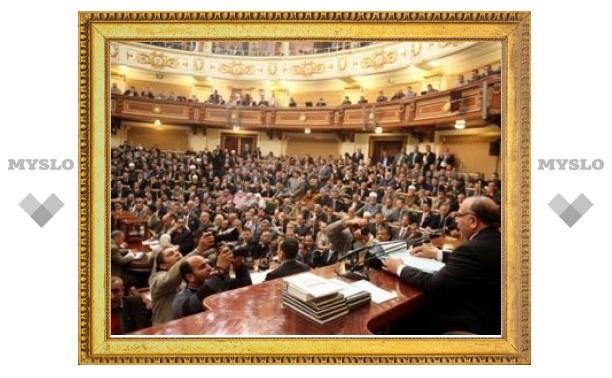 В Египте согласовали принцип формирования конституционной ассамблеи