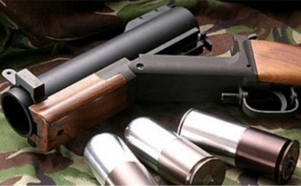 Мужчина переделал сигнальный пистолет в огнестрельное оружие