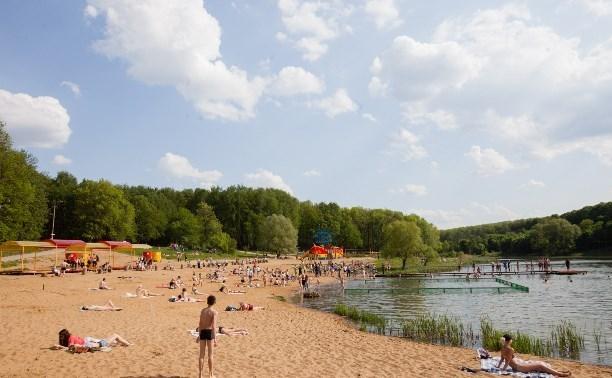В этом году в Туле будут работать девять городских пляжей