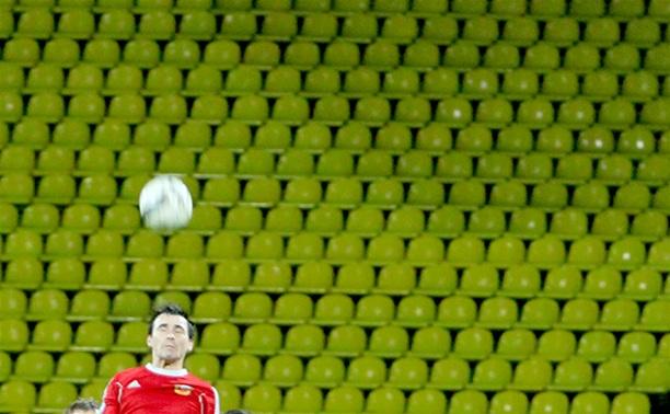 Тульский «Арсенал» и ярославский «Шинник» сыграют без зрителей