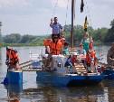 Исследователи обнаружили на дне Оки около 40 затонувших объектов