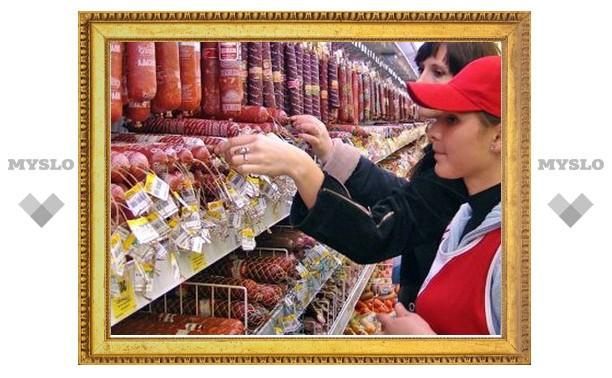 В Тульском супермаркете продавали просроченные продукты
