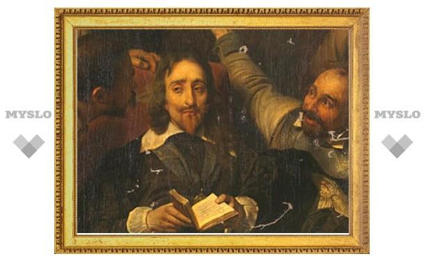 Найдена пропавшая во время войны картина Поля Делароша