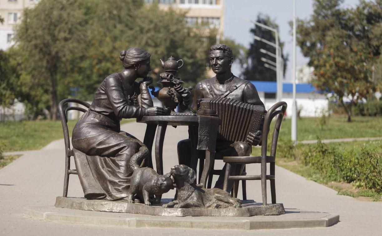 В сквере «Тульское чаепитие» пройдет праздник в преддверии Дня города