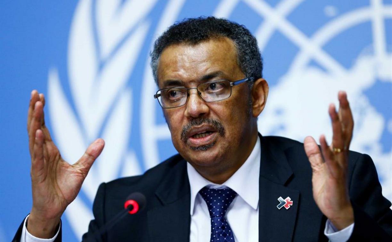 Глава ВОЗ: «Пандемия коронавируса в мире ускоряется»