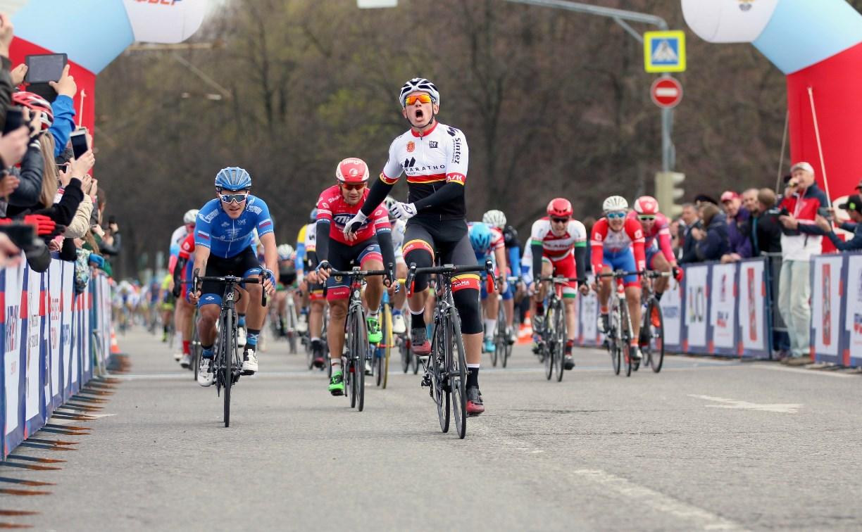 Тульские велосипедисты взяли золото на чемпионате России