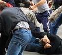 Полиция задержала почти 30 участников конфликта возле «Бургер Кинга»