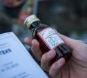 В Тульской области с продажи сняли 38,4 л непищевого спирта