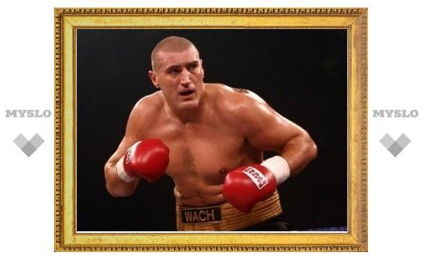 Польский боксер пообещал отобрать титулы у Владимира Кличко