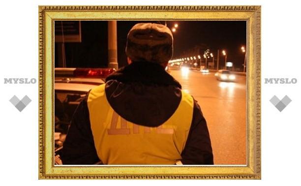 Тульские гаишники задержали ночного грабителя