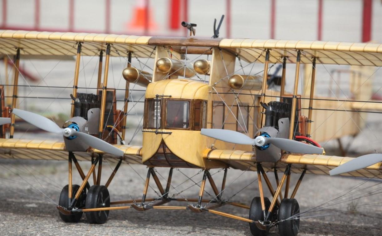 В Туле проходит юбилейный фестиваль «Тульские крылья»