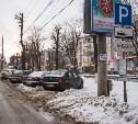 В Туле с начала действия платных парковок собрали более 10 млн рублей