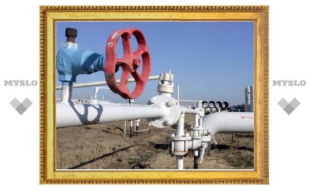 Узловским котельным отключили газ за долги