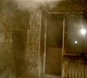 В Пролетарском районе в пожаре сгорел мужчина