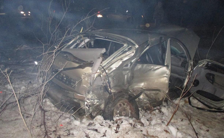 Тройное ДТП на трассе «Тула – Новомосковск»: двое пострадавших