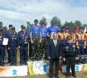Тульские спасатели заняли призовое место на соревнованиях во Владимирской области