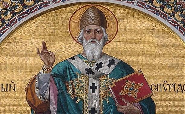 В Ясногорск и Плавск привезут мощи святителя Спиридона Тримифунтского