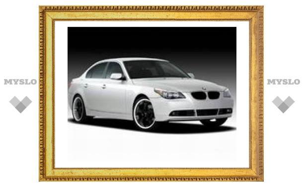 Автомобиль BMW 5 серии получит три эксклюзивных комплектации