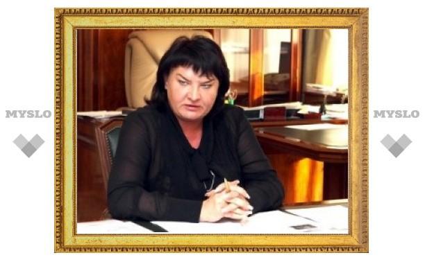 Тульские депутаты решили «уйти» Алису Толкачеву