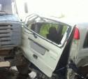 В аварии на старом направлении М2 пострадали четыре человека