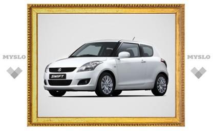 В России будут продавать трехдверный Suzuki Swift