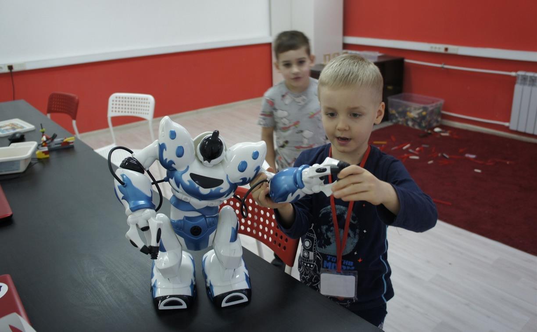 Юных туляков приглашают в центр программирования и робототехники iKids