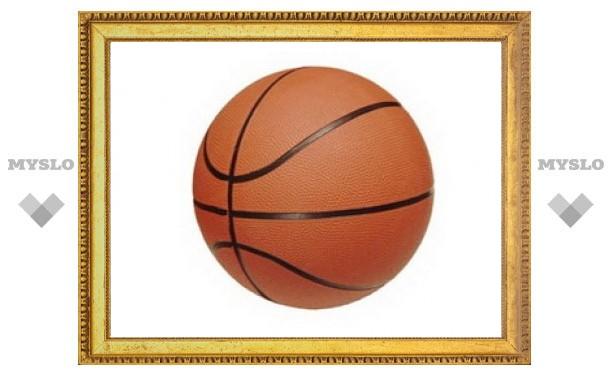 Под Тулой проходит баскетбольный тур студенческой лиги
