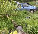 В Тульской области водитель легковушки снес памятник