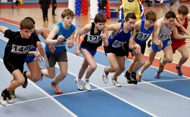 В Туле состоятся первенство и чемпионат Тульской области по лёгкой атлетике