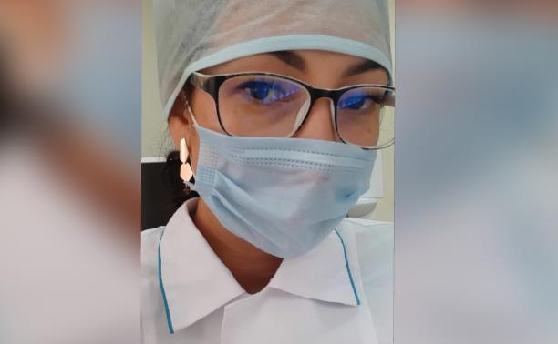 Конкурс Myslo «Красота против пандемии»: Мария Рябова – врач-онколог