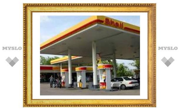 Shell будет продавать бензин по отпечаткам пальцев