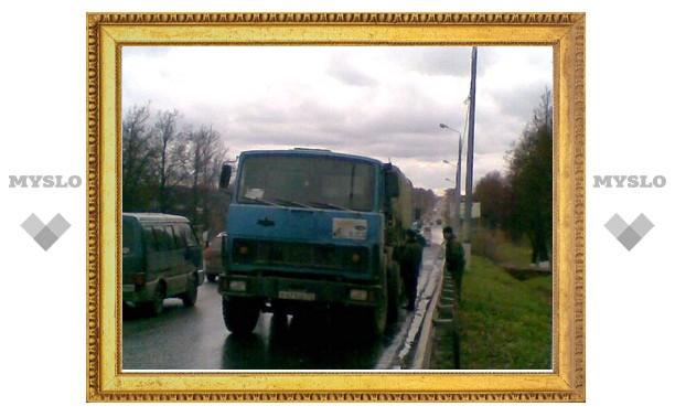 Машина генерала Шаманова была «всмятку»