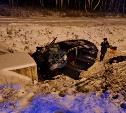 Жуткая авария в Тульской области: один человек погиб, трое получили тяжелые травмы