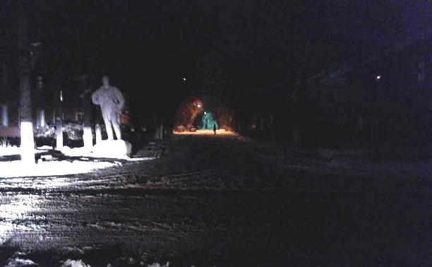 В Донском пенсионерка, переходившая дорогу в неположенном месте, попала под колеса автомобиля