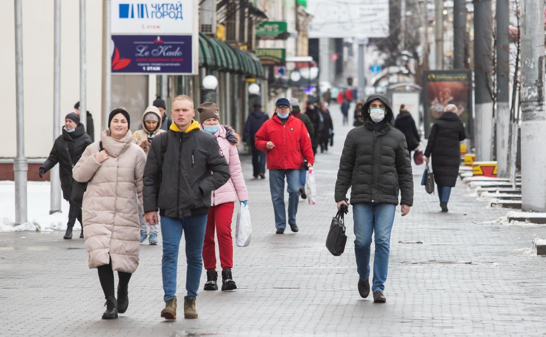 Статистика за сутки: в Тульской области 87 случаев заболевания и 10 смертей