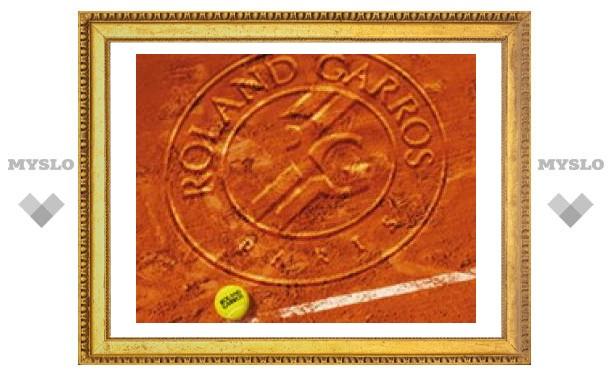 Дождь не помешал Сафиной и Кузнецовой победно стартовать на Roland Garros