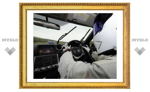Стиг из Top Gear оказался дублером Джеймса Бонда