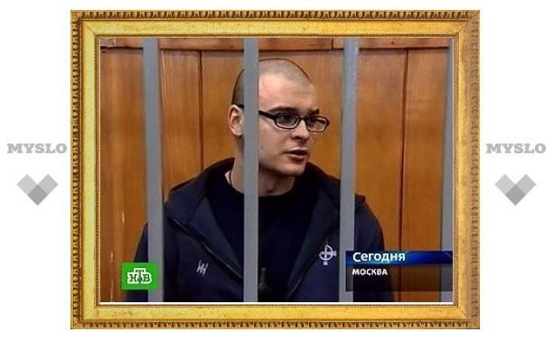 Скинхед Тесак освобожден из тюрьмы