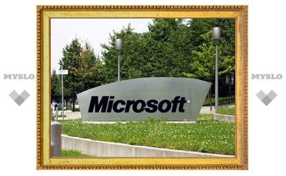 Microsoft в России перешла на расчеты в рублях