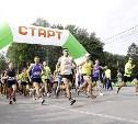 В Туле впервые за 10 лет состоялся легкоатлетический марафон
