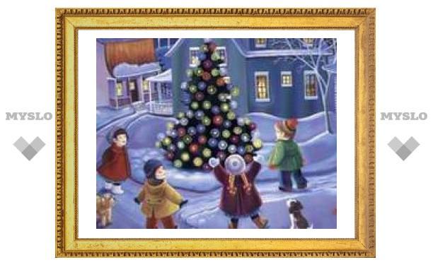 Чиновники подарили детям праздник