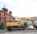 Для тульских молодожёнов оборудуют подъезд ко Дворцу бракосочетания с ул. Менделеевской