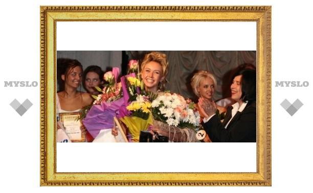 Выбрана «Тульская красавица 2009»!