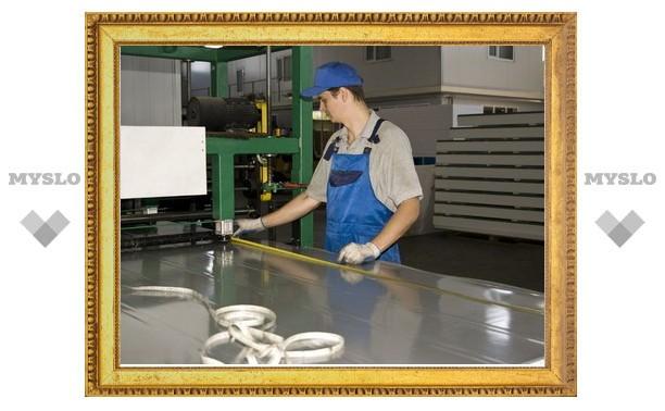 В Туле увеличивается производство оборудования