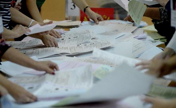 Выборы в облдуму-2014 будут прозрачными в прямом смысле слова