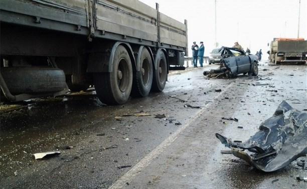 За минувшую неделю в Туле произошло 459 ДТП